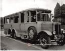 Wg. 22 (ab 1934:6) Büssing/Wismar Typ VI GL, Bj. 1925 Sitzplätze:35 Stehplätze: 21 Motorleistung: 55 PS