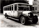 MAN NOB/4, Bj. 1927 Motorleistung: 65 PS, 29 Sitzplätze, 16 Stehplätze. Ausgemustert 1939
