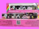Sondermodell Einhornbus Linie 6 Hamburgerstrtaße_1
