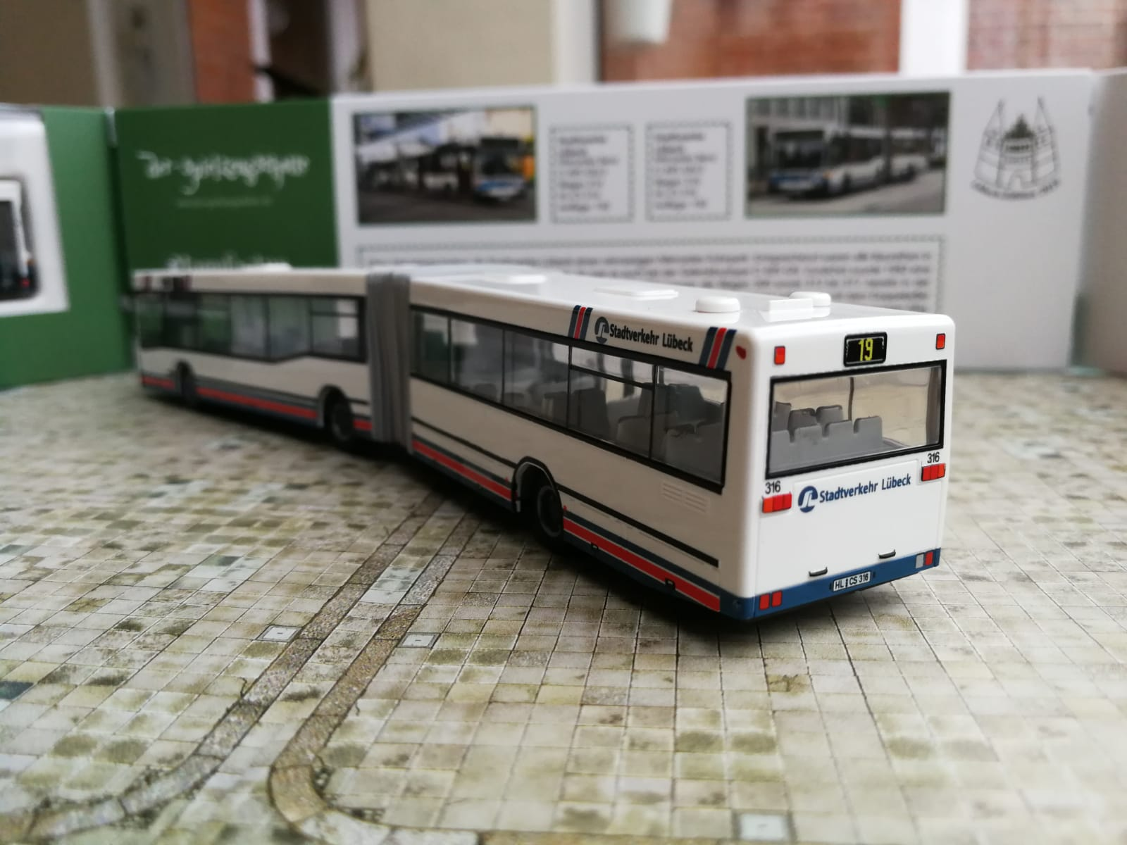 neues Busmodell Foto 2